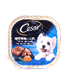YOYO.casa 大柔屋 - Cesar Dog Food Tender Lamb with Country Vegetables,100g