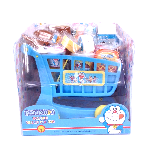 YOYO.casa 大柔屋 - Doraemon Shopping Trolley Car Toys,1s